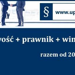 UPIK Kancelaria sp.z o.o. - Obsługa prawna firm Warszawa