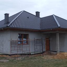 Andrzej Sutor - Konstrukcja Dachu Mirków