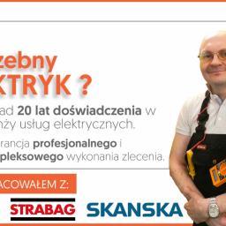 Robert Stankiewicz - Projekty Elektryczne Łódź