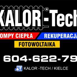 """KALOR-TECH"" PIOTR CIEŚLAK - Pompy ciepła Kielce"