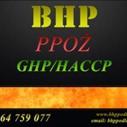 BHPPodlasie - Szkolenia Bielsk Podlaski