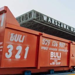 Wywóz gruzu Warszawa - Agencje i biura obsługi nieruchomości Warszawa