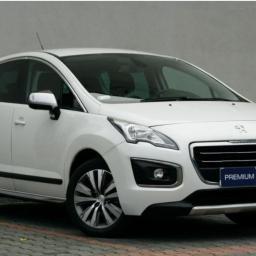 Peugeot 3008 1.6 Hdi manual