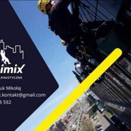 Alpimix - Odśnieżanie dachów Warszawa