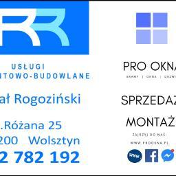 PHU Rafał Rogoziński - Okna Wolsztyn