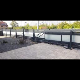 metzaune - Ogrodzenia panelowe Cychry