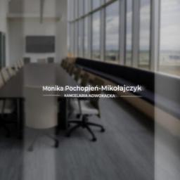 Kancelaria Adwokacka Monika Pochopień-Mikołajczyk - Sprawy procesowe Warszawa
