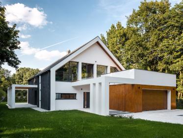 Domy ekologiczne producent domów szkieletowych - Domy modułowe Tarnów