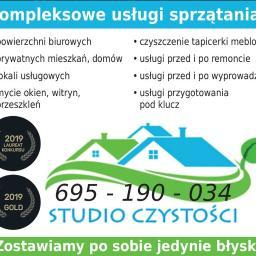 Studio Czystości - Pomoc domowa Bydgoszcz