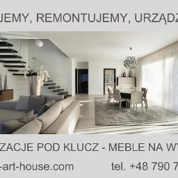 ART-HOUSE - Firma remontowa Wrocław