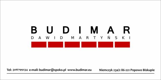 Budimar Sp z o.o. - Cyklinowanie Papowo Biskupie