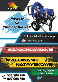 Tęcza Leszek Tęczar - Szpachlarze Szczucin