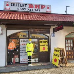Bhp Glinki -BESAFE SP. Z O.O. - Odzież robocza Bydgoszcz