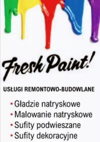 Fresh Paint Sp. Z o.o. - Gładzie Katowice