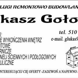 Usługi Remontowo Budowlane - Remonty mieszkań Tczew