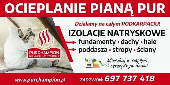 PURCHAMPION - Elewacje i ocieplenia Polańczyk