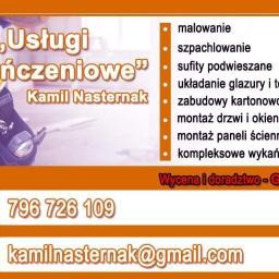 Usługi Wykończeniowe Kamil Nasternak - Płyta karton gips Rzeszów
