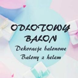 Odlotowy balon - Balony z helem Warszawa
