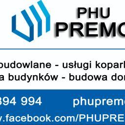 PHU PREMO Przemysław Poroszewski - Domy z Elementów Łozina
