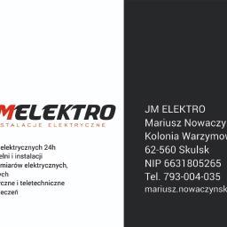JM ELEKTRO Mariusz Nowaczyński - Projektant instalacji elektrycznych Konin