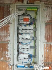 Usługowy zakład elektroinstalacyjny - Wykonanie Instalacji Elektrycznych Czarna Dąbrówka