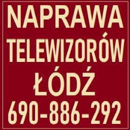 Naprawa Telewizorów Łódź 690886292 - Serwis RTV, AGD Łódź