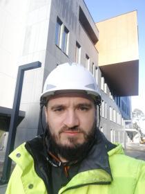 Paweł Felski - Kierownik budowy Bydgoszcz