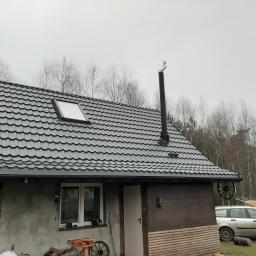 Usługi dekarskie - Pokrycia dachowe Raciąż