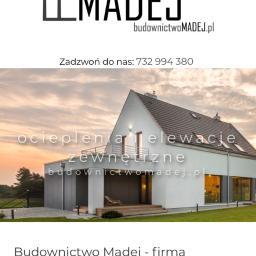 Budownictwo Madej - Zadaszenia Balkonów Stryszawa