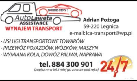 Aditax - Firma transportowa Rosochata
