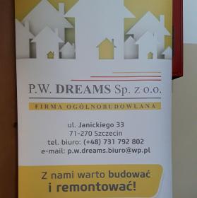P.W. DREAMS SP. Z O.O. - Układanie Kostki Brukowej Szczecin