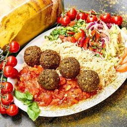 Shawarma Yaffa Tel Aviv Autentyczny Izraelski Catering - Dieta z Dowozem Warszawa