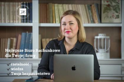 BIURO RACHUNKOWE JOANNA RUSZCZYK SPÓŁKA Z OGRANICZONĄ ODPOWIEDZIALNOŚCIĄ - Firma konsultingowa Podkowa Leśna