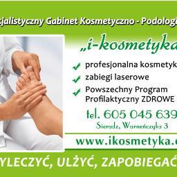 Specjalistyczny Gabinet Kosmetyczno-Podologiczny I-KOSMETYKA - Osteopata Sieradz
