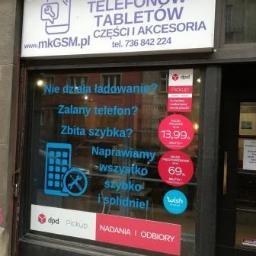 Naprawa i serwis telefonów MKGSM.pl - Serwis komputerów, telefonów, internetu Kraków