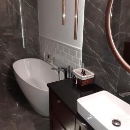 RENOVA - Remont łazienki Wleń