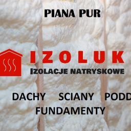 IZOLUK - Ocieplanie Pianką PUR Kobylnica