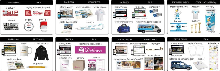 b.center - Agencja reklamowa Piła