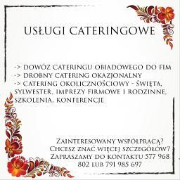 Catering świąteczny Lublin 7