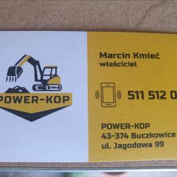 Power-Kop - Malowanie elewacji Buczkowice