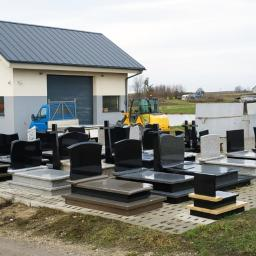 Zakład Kamieniarsko-Budowlany Grzegorz Lamczyk - Blaty kamienne Brusy