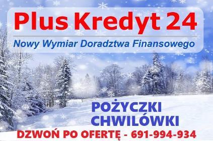 Plus Kredyt 24 - Pożyczki Bez BIK Rybnik
