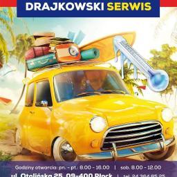Auto Serwis Drajkowski Płock - Wymiana olejów i płynów Płock