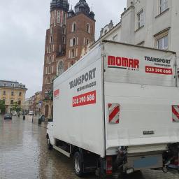 Przeprowadzki Kraków Transport MOMAR TRANS - Przeprowadzki Kraków