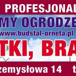 PPH Budstal Wacław Szczęch - Sprzedaż Ogrodzeń Betonowych Orneta