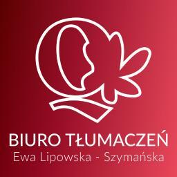 Biuro Tłumaczeń Ewa Lipowska-Szymańska - Kancelaria Prawna Puławy