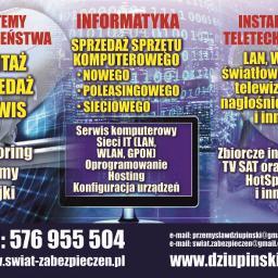 Przemysław Dziupiński - Alarmy Tomaszów Lubelski