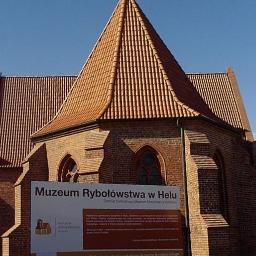 Dachówka mnich-mniszka, Hel