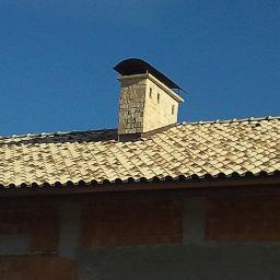 Dachówka portugalka FBM w kolorze Siracusa