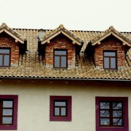 Dachówka portugalka FBM w kolorze Medioevo
